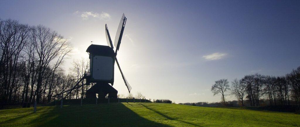 Windmolen in Melick